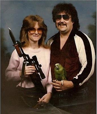 funny gun people